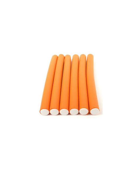 Flexi Rods - Bigoudis souples - 16mm