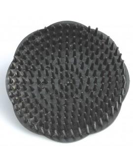 Brosse massante du cuir chevelu