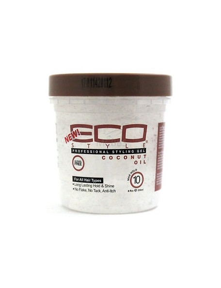 Gel Eco Sytler coconut oil