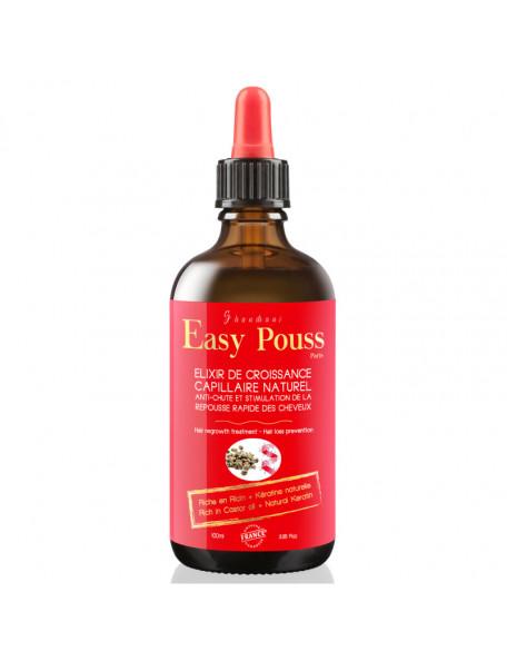 Elixir de croissance capillaire naturel - Easy Pouss