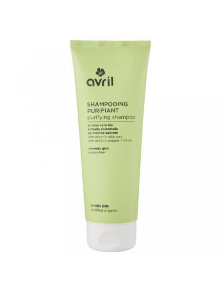 shampoing purifiant bio - Avril Beauté