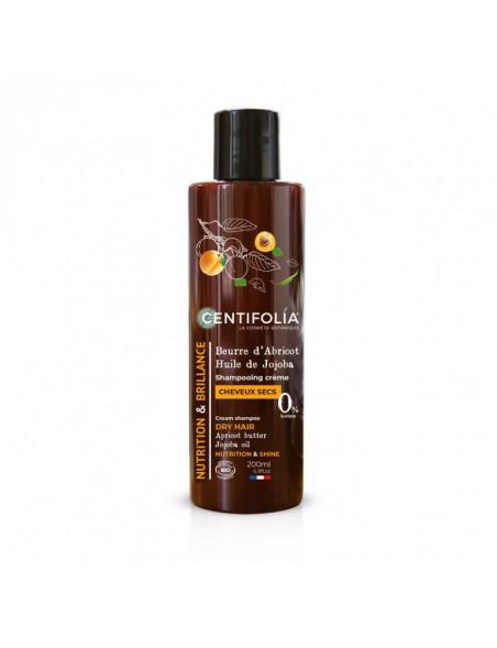 shampoing cheveux secs - Centifolia