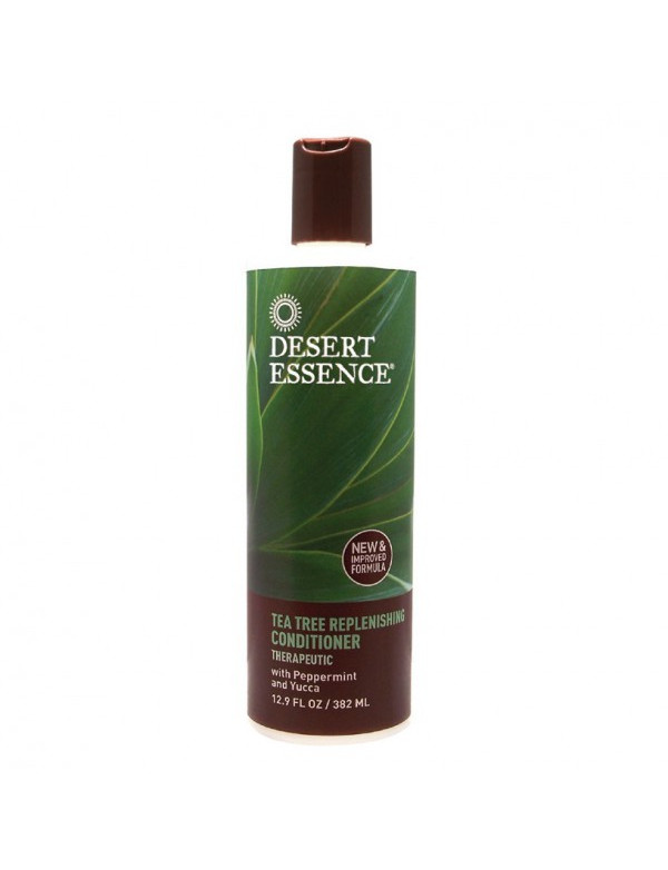 Après-shampoing antipelliculaire Tea Tree - Desert Essence