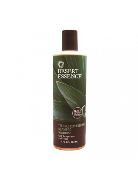 Shampoing antipelliculaire tea tree - Desert Essence