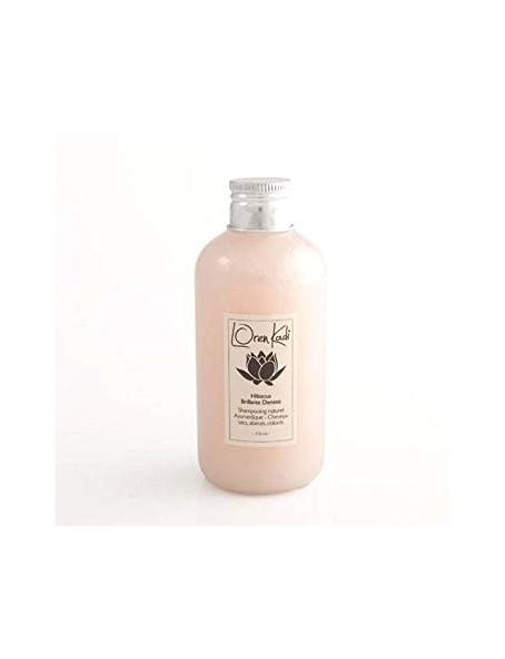 Shampoing à l'hibiscus