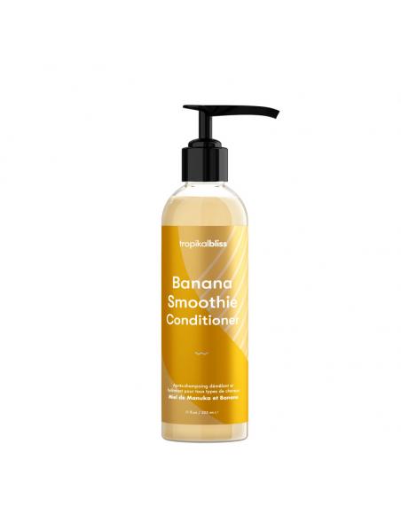 Après-shampoing démêlant et hydratant miel et banane - Tropikalbliss