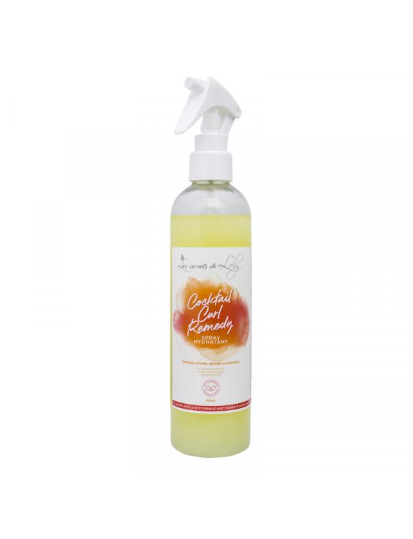 spray hydratant curl remedy - Les Secrets de Loly
