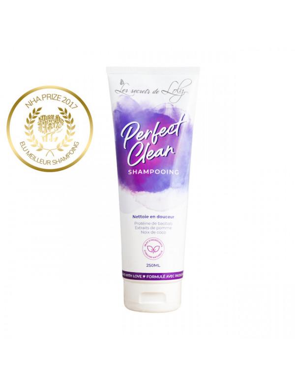 shampoing perfect clean - Les Secrets de Loly
