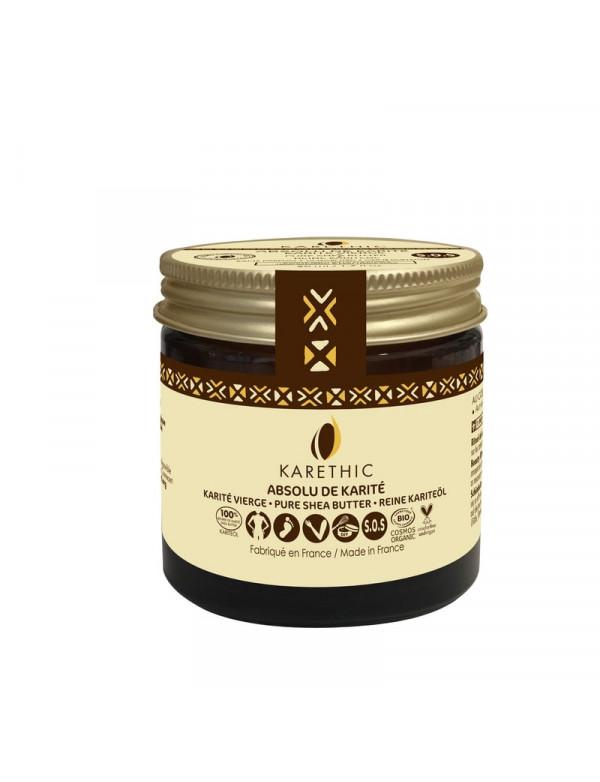 Absolu de karité - beurre de karité pur - Karethic