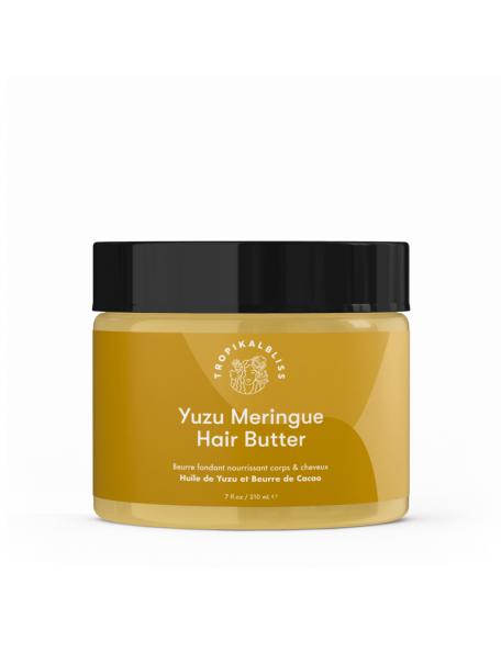Beurre meringué au yuzu - TropikalBliss