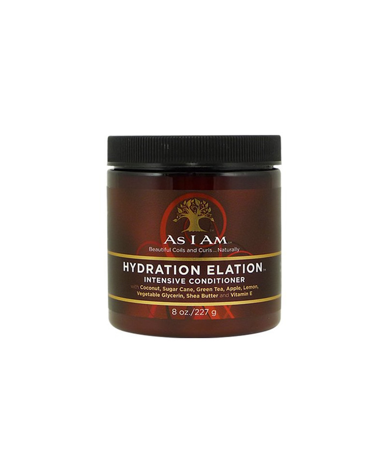 Hydration Elation - masque hydratant - As I Am