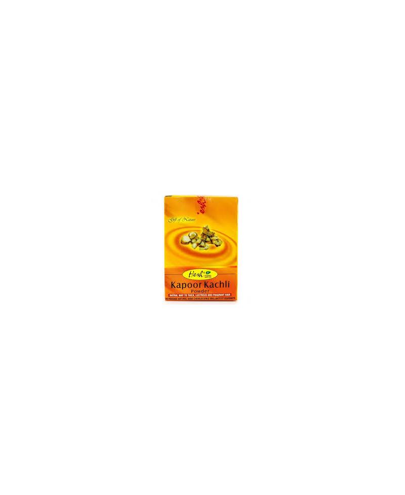 poudre indienne de kapoor kachli  - Hesh
