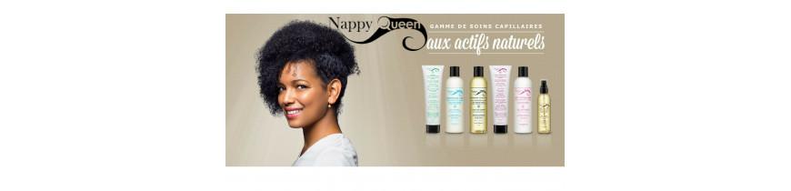 Nappy Queen - Soins cheveux bouclés à crépus/locks - Curls essentielle