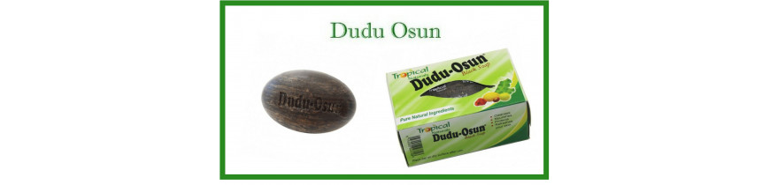 Savon noir - Anti tache/anti acné - Dudu Osun