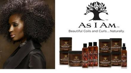 soin as i am cheveux naturels frisés et crépus
