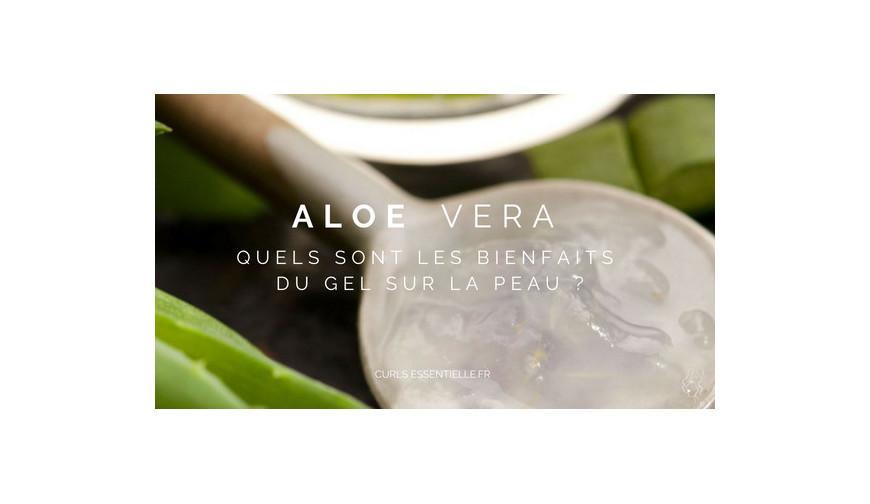 L'aloe vera - quels sont les bienfaits du gel sur la peau