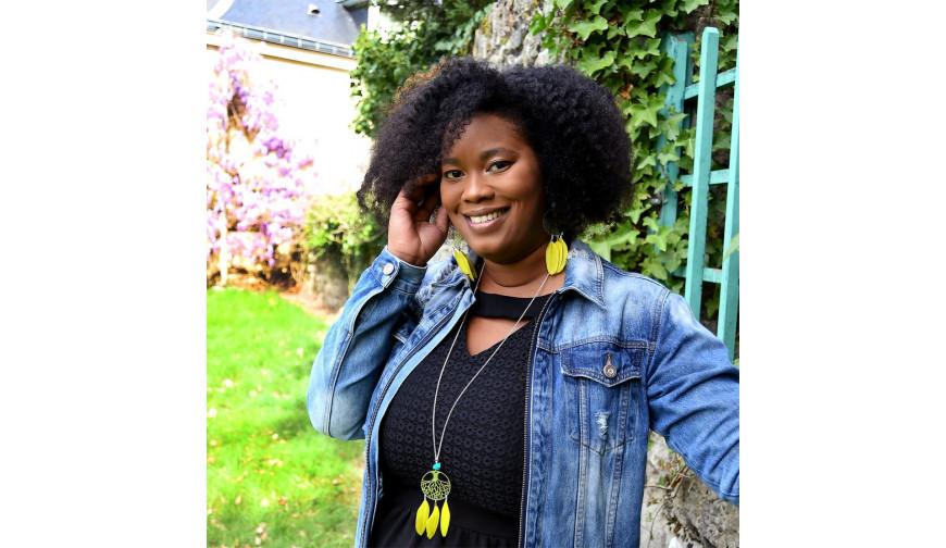 """La routine capillaire de Aude du blog """"My curly kinky hair"""""""